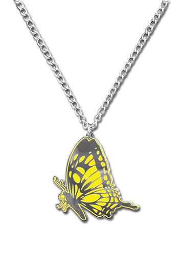 絶園のテンペスト 蝶 ネックレス グッズ 北米版 グッズの画像
