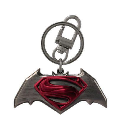 バットマン v スーパーマン Color ロゴ キーホルダー グッズ 北米版 グッズの画像