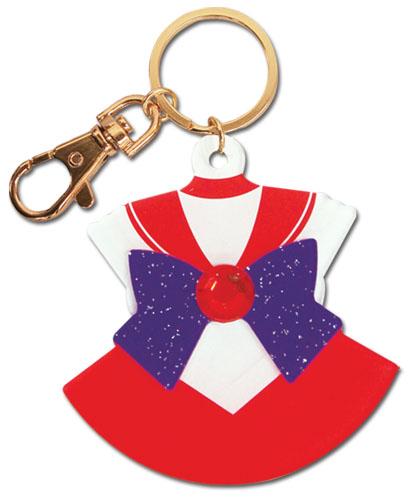 美少女戦士セーラームーン セーラーマーズ セーラー服 キーホルダー グッズ 北米版 グッズの画像