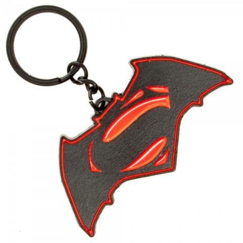 バットマン v スーパーマン ドーン・オブ・ジャスティス ロゴ キーホルダー グッズ 北米版 グッズの画像