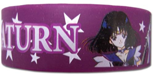 美少女戦士セーラームーン セーラーサターン リストバンド グッズ 北米版 グッズの画像