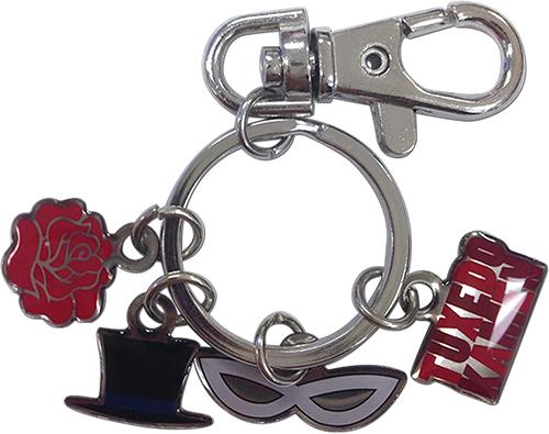 美少女戦士セーラームーン タキシード仮面 キーホルダー グッズ 北米版 グッズの画像