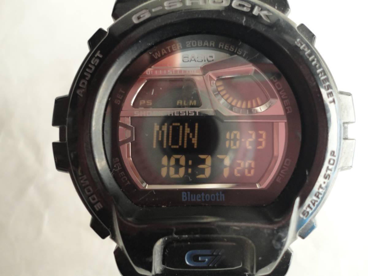 60da56ddff カシオ G-SHOCK GB-6900AA クオーツ Bluetooth メンズ腕時計