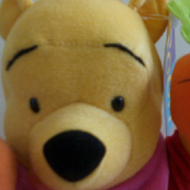u387♪Disney くまのプーさん ぬいぐるみ ディズニーグッズの画像