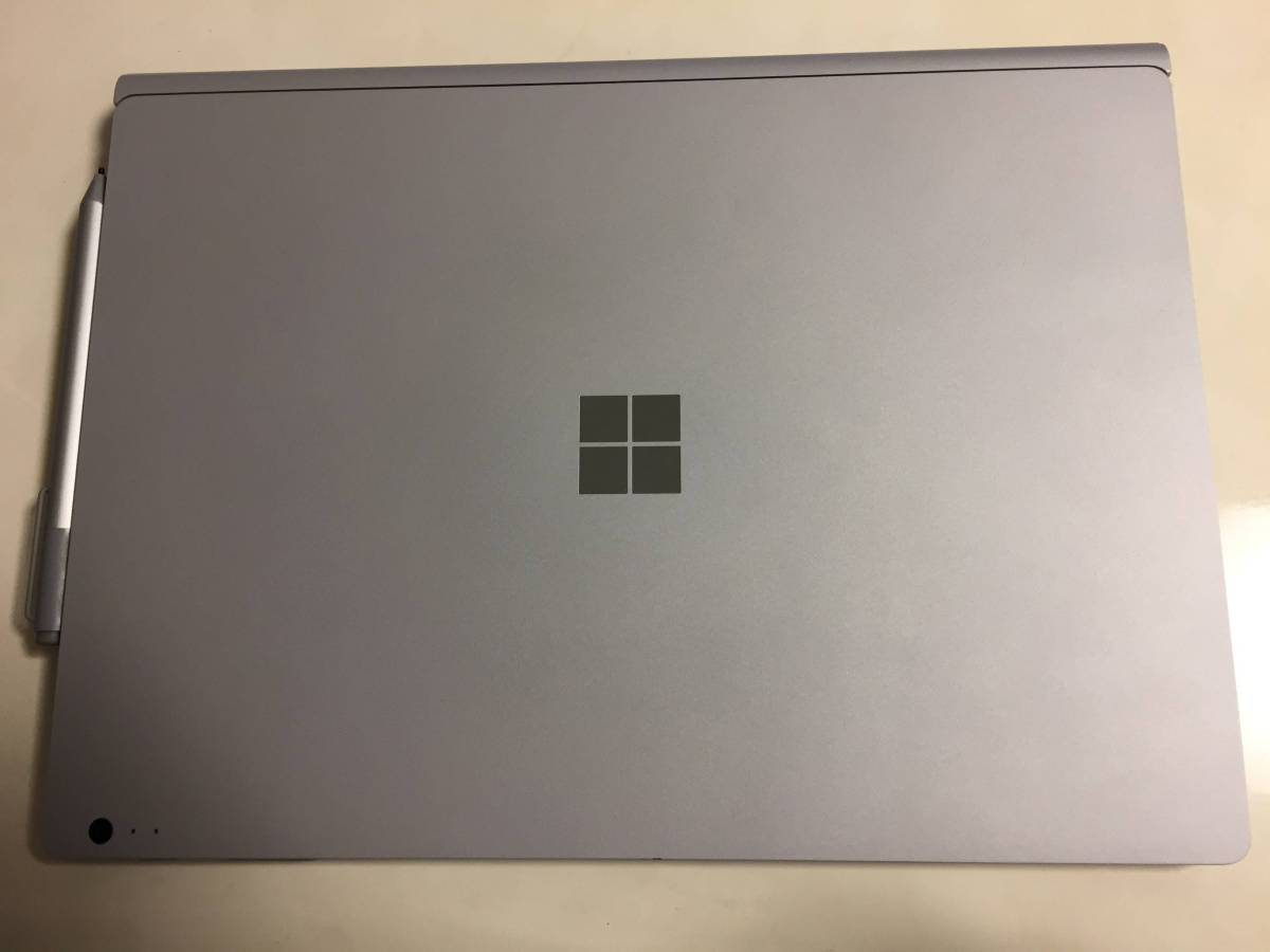Microsoft Surface Book Core i7/512GB/16GB RAM/GeForce GPU搭載 英語キーボード