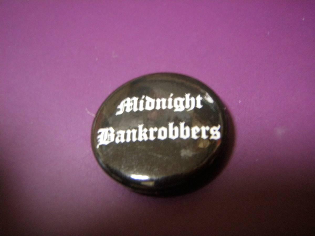 RSRライジングサン2017 バッジ Midnight Bankrobbers
