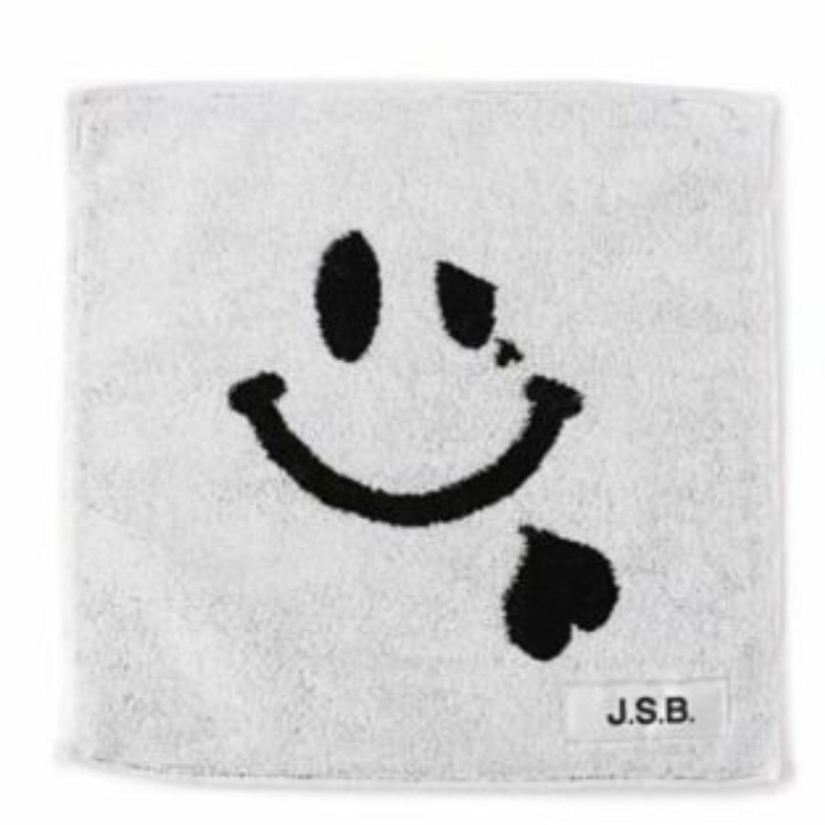J.S.B. LOVE SMILE Hand Towel スマイル ハンドタオル 三代目J Soul Brothers
