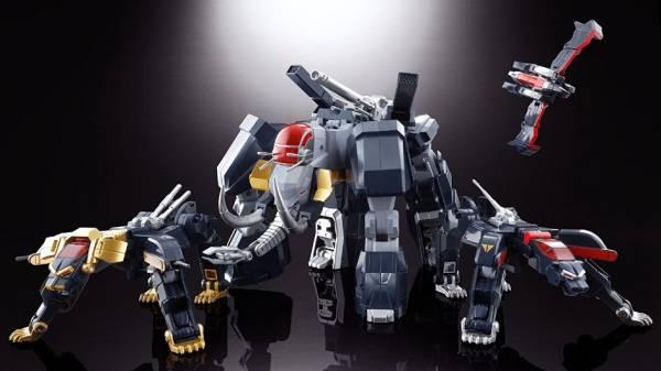 超合金魂 GX-13R 超獣機神ダンクーガ リニューアルバージョン バンダイ 新品未開封_画像3
