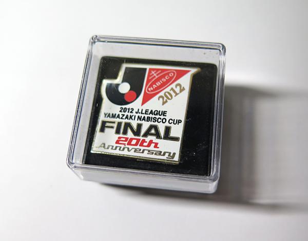 ■未使用/Jリーグ/NABISCO CUP/2012/ピンバッジ/ピンバッチ/ピンズ/ナビスコ