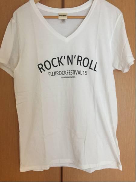 ■FUJI ROCK Tシャツ サイズL フジロック2015■ ライブグッズの画像