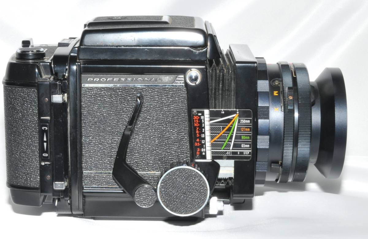 Mamiya マミヤ RB67 127mm F3.8 ジャンク_画像2