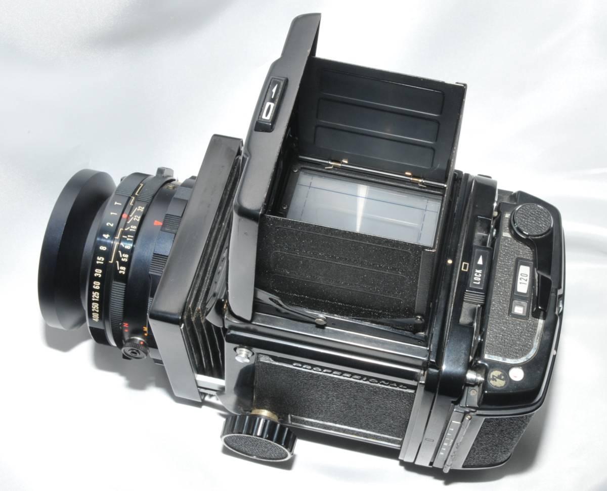 Mamiya マミヤ RB67 127mm F3.8 ジャンク_画像3
