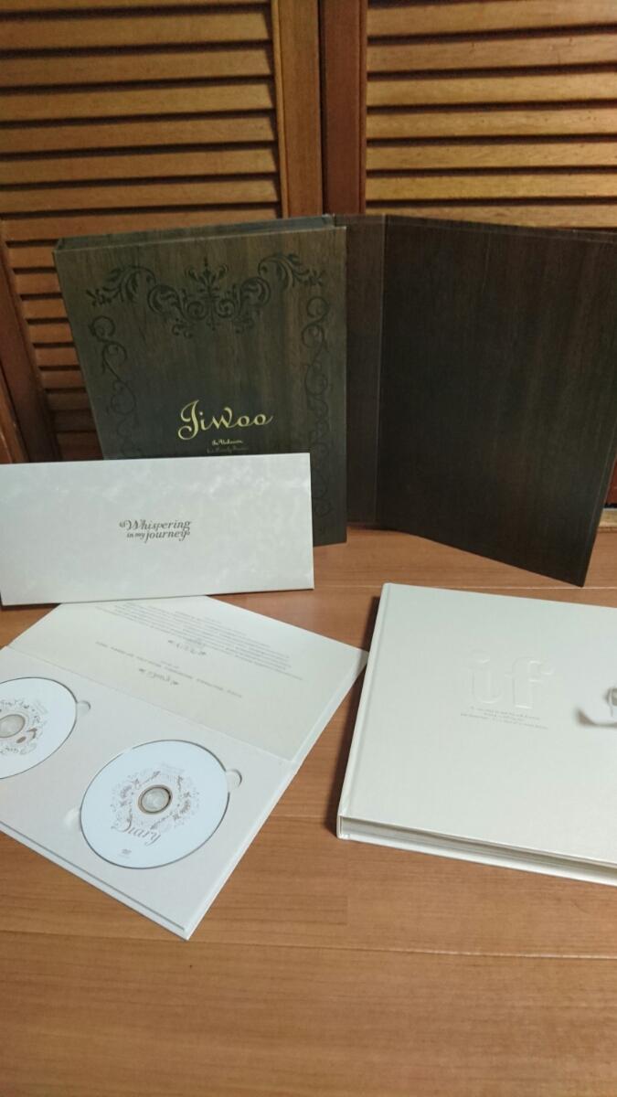 チェ・ジウ 写真集 jiwoo if 希少 DVD スライドフィルム付