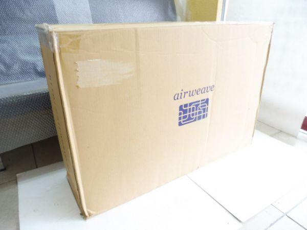 未使用品 airweave エアウィーヴ 四季布団 敷き布団 シングルサイズ /A2