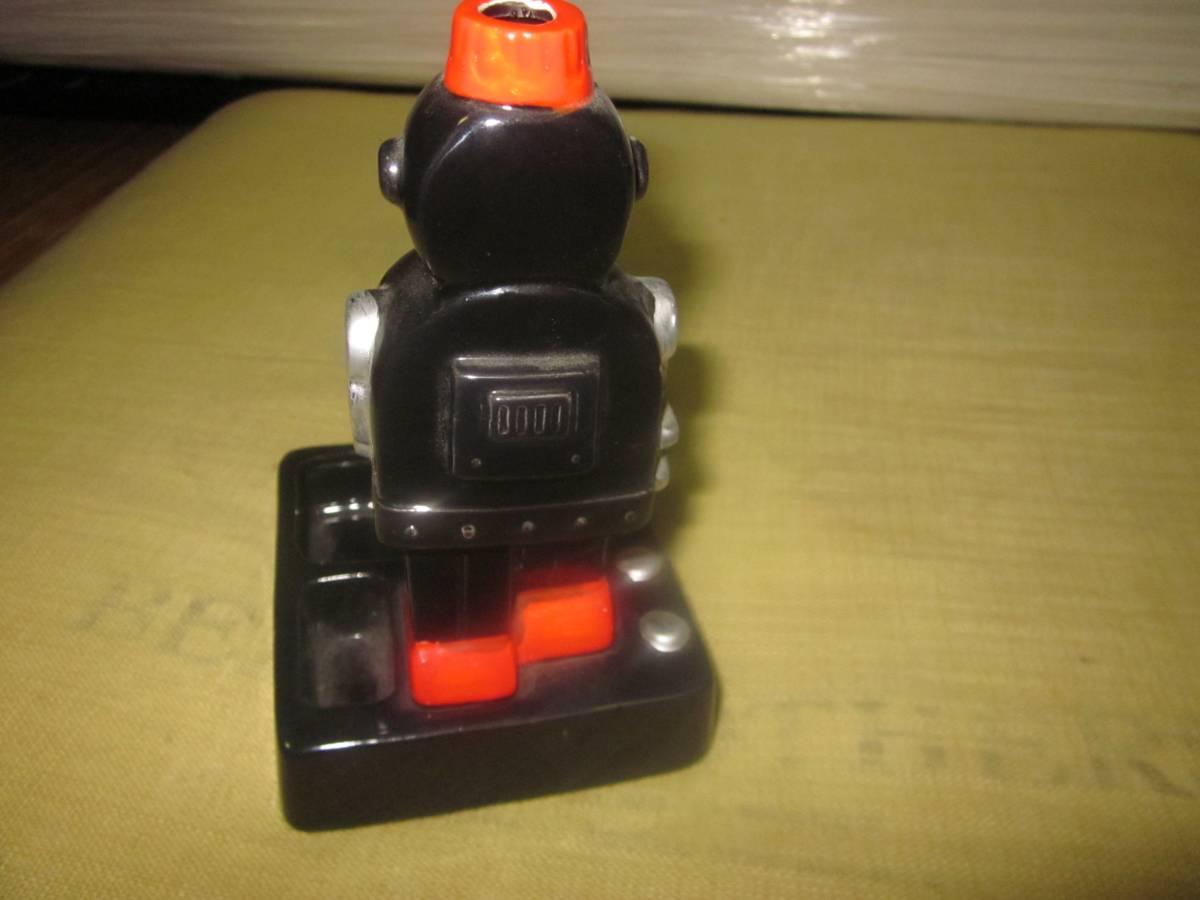 珍品!飾っても可愛い!KATO KOGEI ロボット型の灰皿