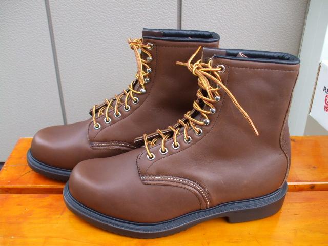 ★レッドウイング 97年 デッドストック ブーツ 1212 size10D27~27.5cm位★ビンテージ羽根タグ_画像4