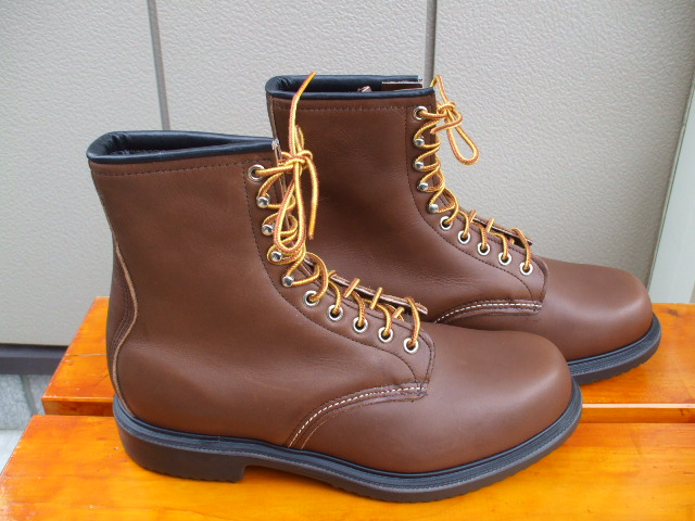 ★レッドウイング 97年 デッドストック ブーツ 1212 size10D27~27.5cm位★ビンテージ羽根タグ_画像5