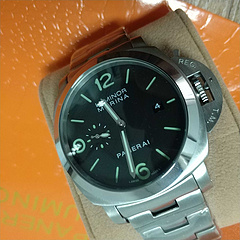 PANERAI LUMINOR パネライ 44mm ウォッチ メンズ 腕時計
