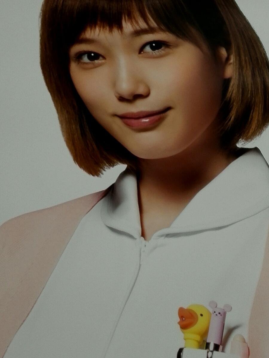 貴重レア 本田翼 等身大 ポスター 特大 TBSポスター ヤメゴク 広告 グッズの画像