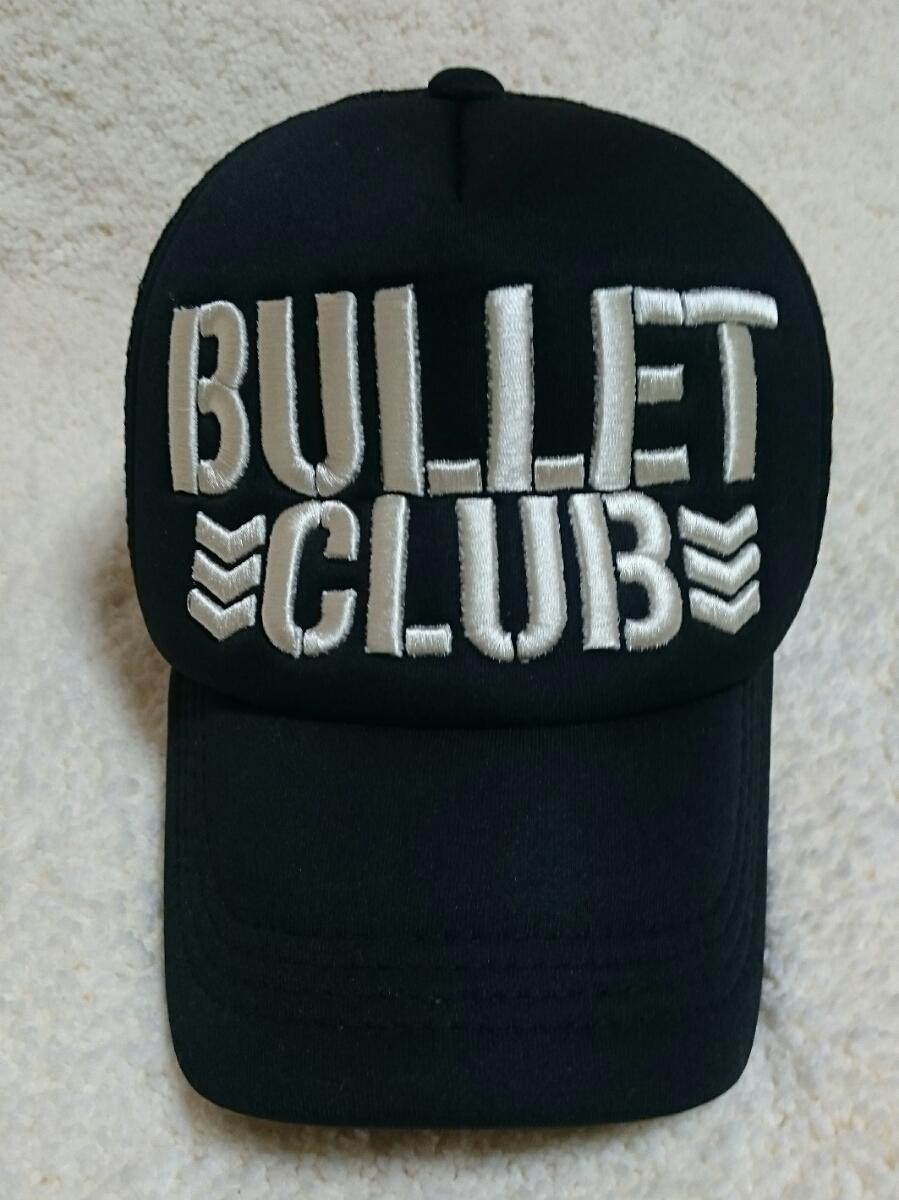 新日本プロレス BULLET CLUB BULLETCLUB バレットクラブ キャップ ケニー・オメガ AJスタイルズ IWGP グッズの画像