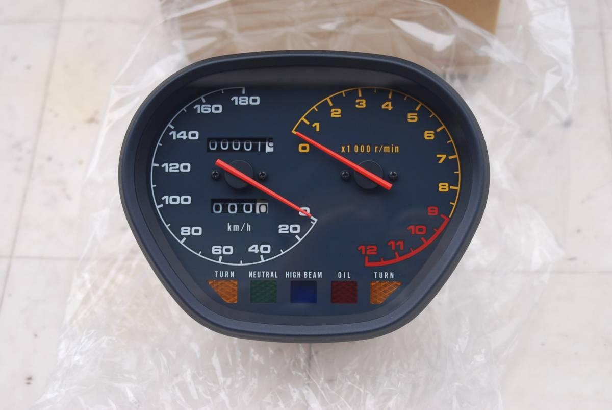 新品 スズキ純正 GSX1100S カタナ1100 スピードメーター_画像1
