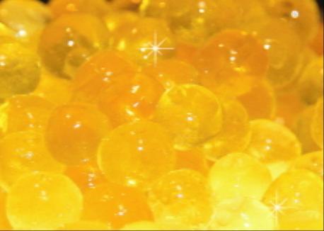『ヤフオクで応援』限定◆黄金のイクラ ◆山女魚★希少★やまめ★業務用1kg☆国産のキャビア_画像4