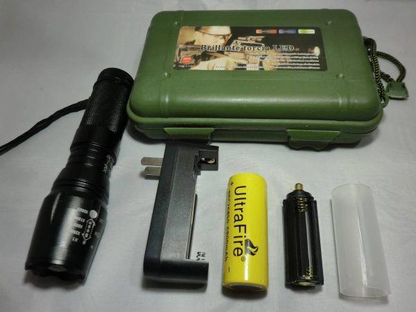 ★大容量、大電流電池でパワーUP★