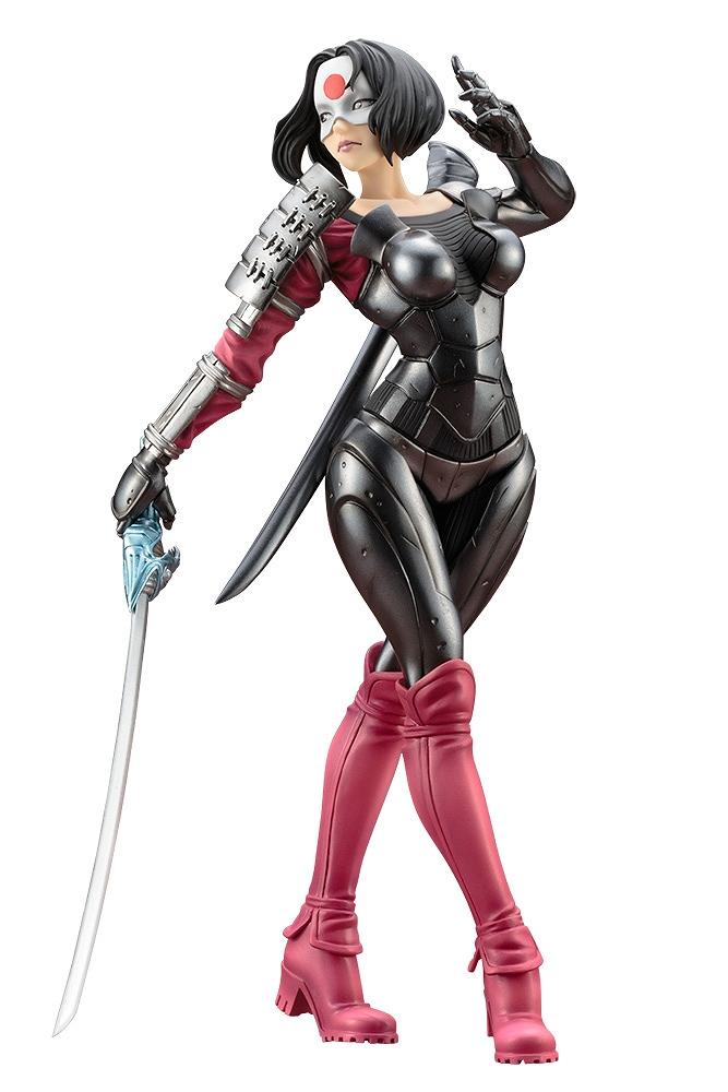 DCコミックス美少女/ カタナ 1/7 スタチュー グッズの画像