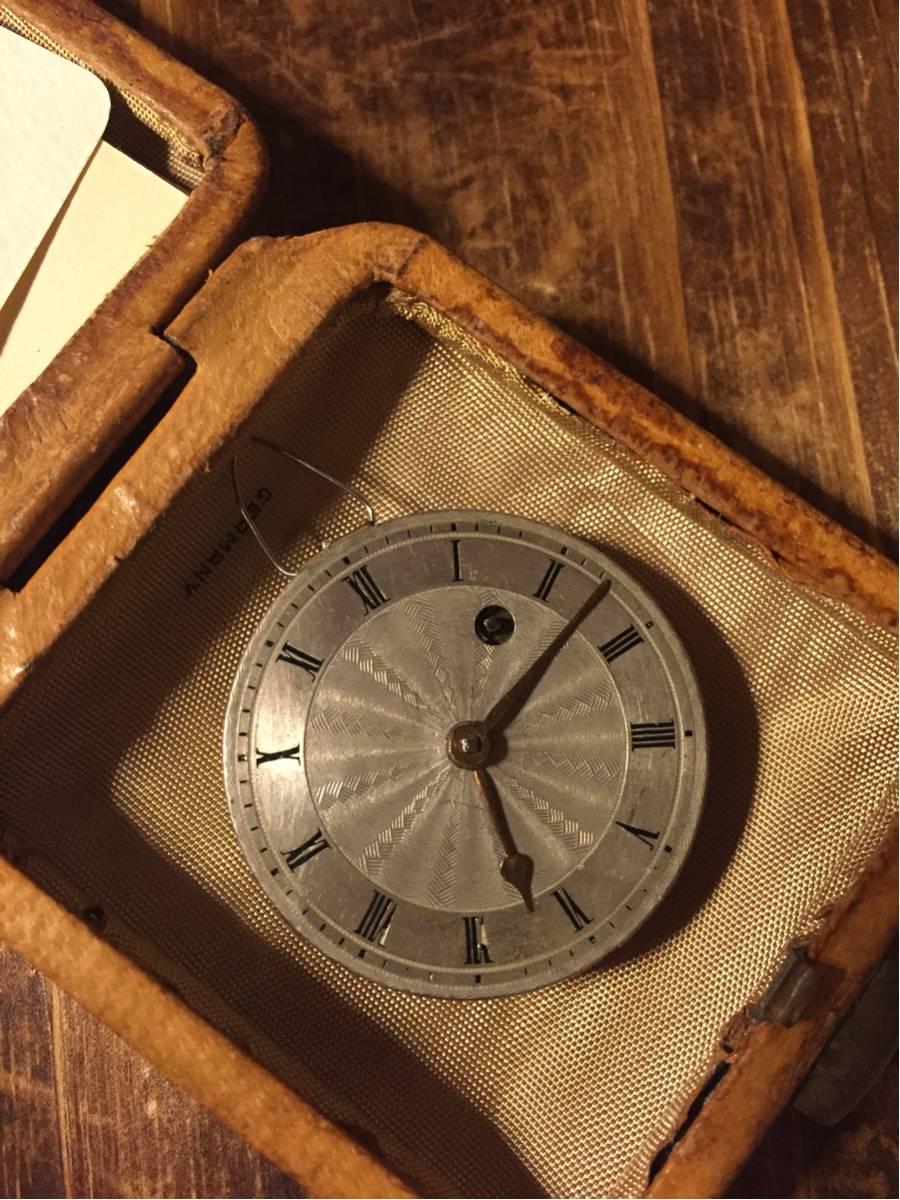 美麗 希少 BREGUET ブレゲ 懐中時計 フュージー 本体 鍵巻き