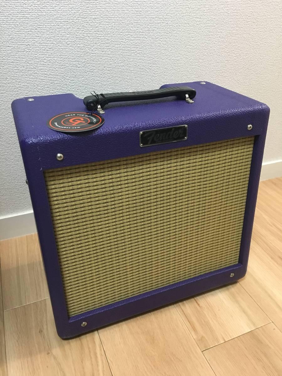 【新品同様品・送料無料】限定生産品 フェンダー プロジュニア 真空管アンプ Fender pro junior III FSR
