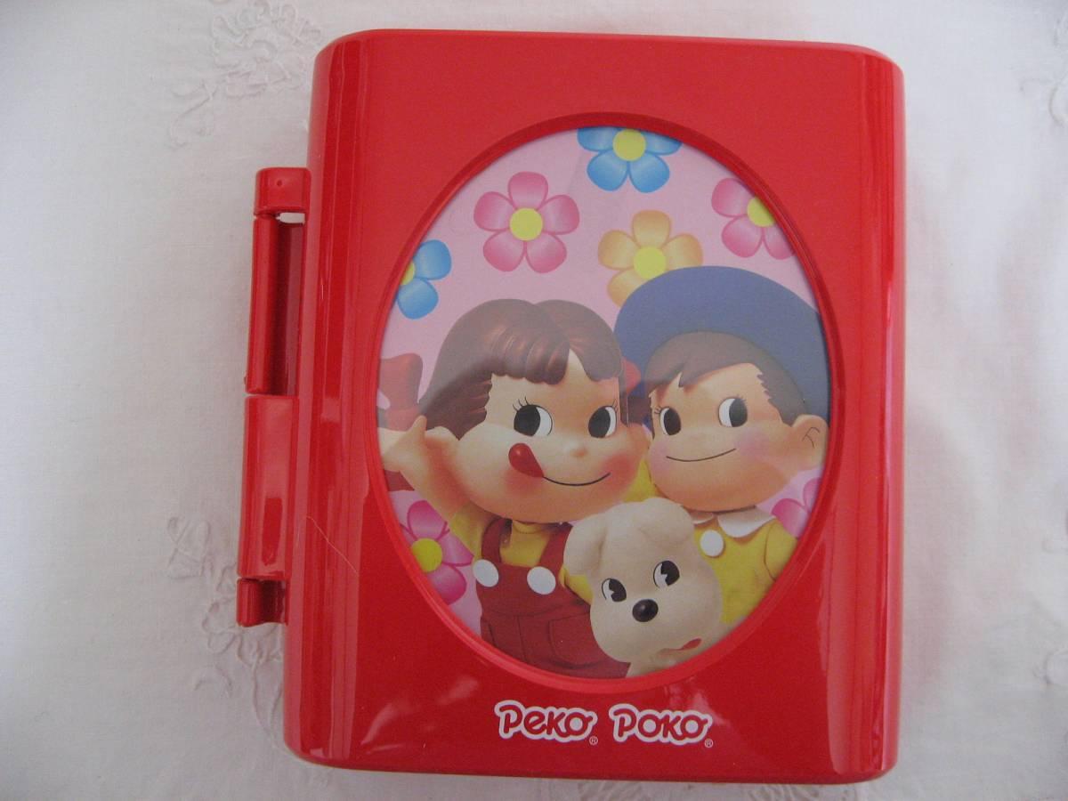 不二家◆ペコちゃん置時計◆日本製・未使用・非売品_画像5