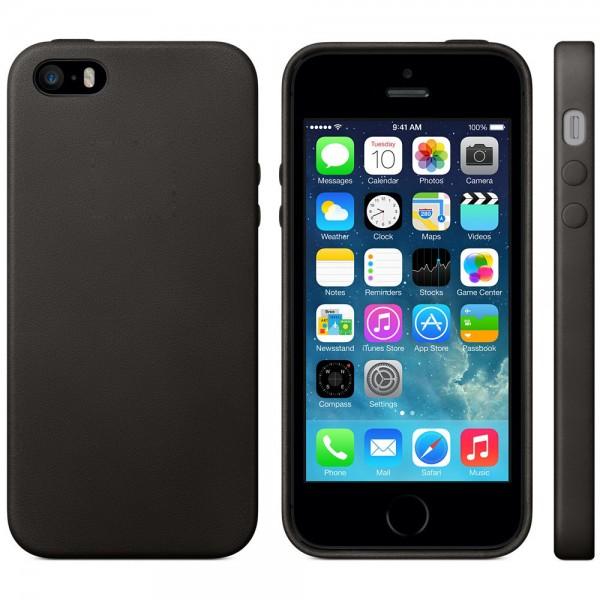 f77a80e9aa ヤフオク! - 送料無料/iPhone SE/5S/オリジナル レザーケース...