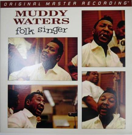 【高音質盤LP】Muddy Waters / Folk Singer 【限定番号入り】Mobile Fidelity Original Master recording