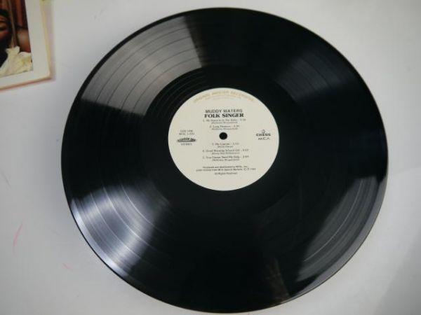 【高音質盤LP】Muddy Waters / Folk Singer 【限定番号入り】Mobile Fidelity Original Master recording_画像3
