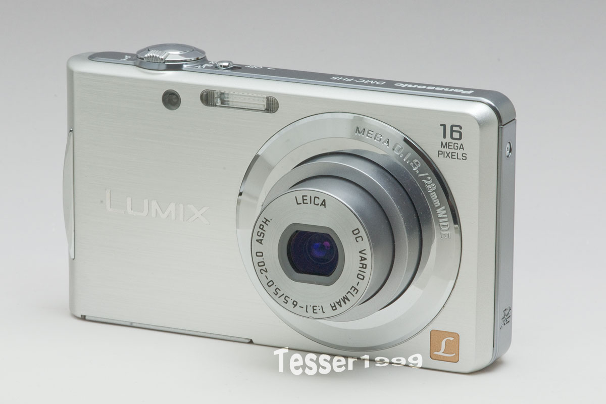 Panasonic DMC-FH5 電池(NCA-YN101F) 付