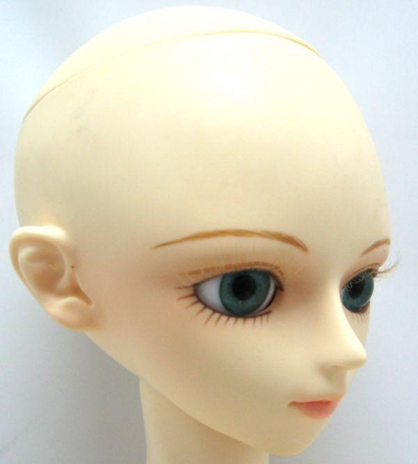 Super Dolfie スーパードルフィー SD 13 ナナ nana 女の子 ジャンク 2PHY-010R_画像3