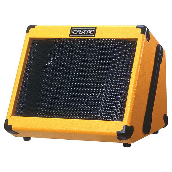路上ライブにも最適・CRATE(クレイト) TX15J 15W BATTERY PWRD AMP ギターアンプ 充電式アンプ 【バッテリー交換済】②_画像1