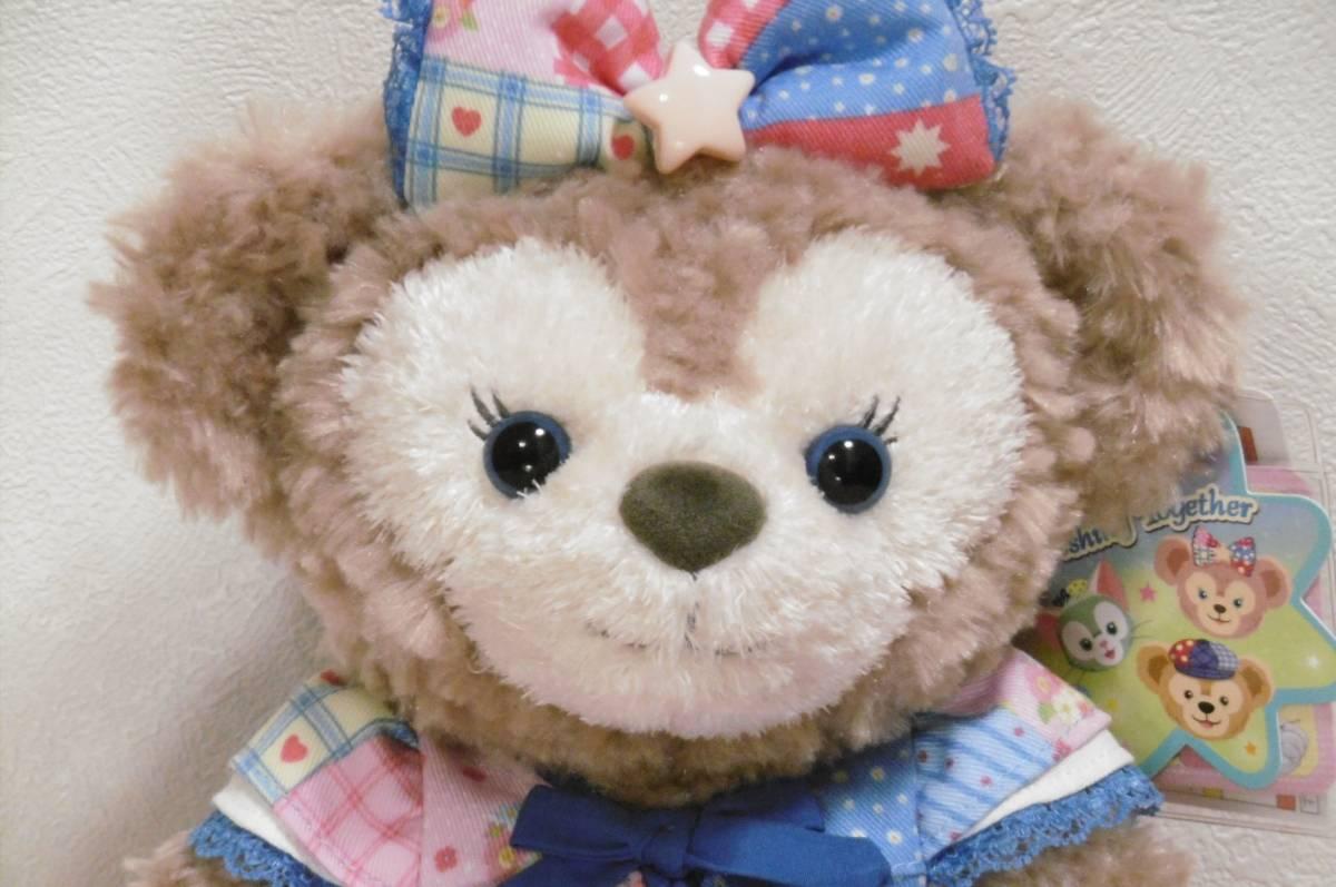 童顔可愛い★シェリーメイ ぬいぐるみ★SSサイズ★ダッフィー★ステラルー★TDS