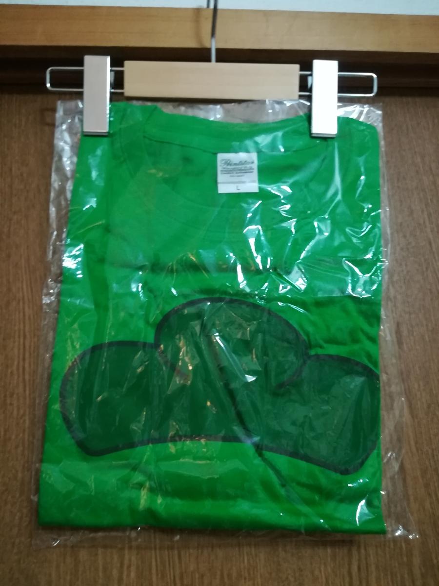 ☆新品未開封☆おそ松さん/松Tシャツ・Lサイズ(*^^*)グリーン★