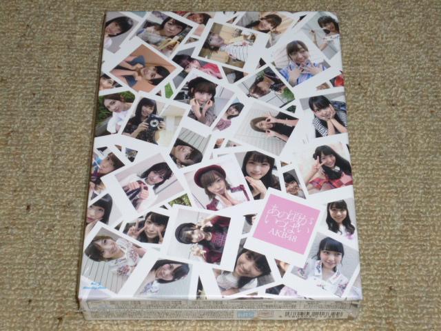 あの頃がいっぱい ~AKB48 ミュージックビデオ集~ COMPLETE BOX Blu-ray 6枚組