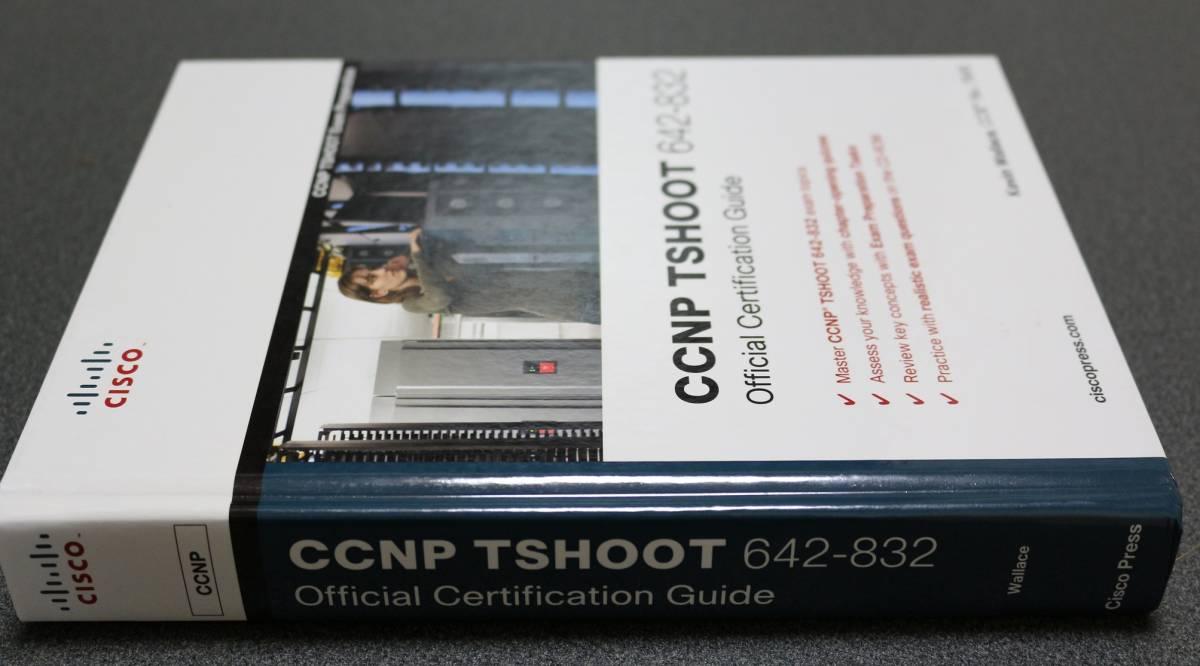【送料無料】 CCNP TSHOOT 642-832 Official Certification Guide_画像4