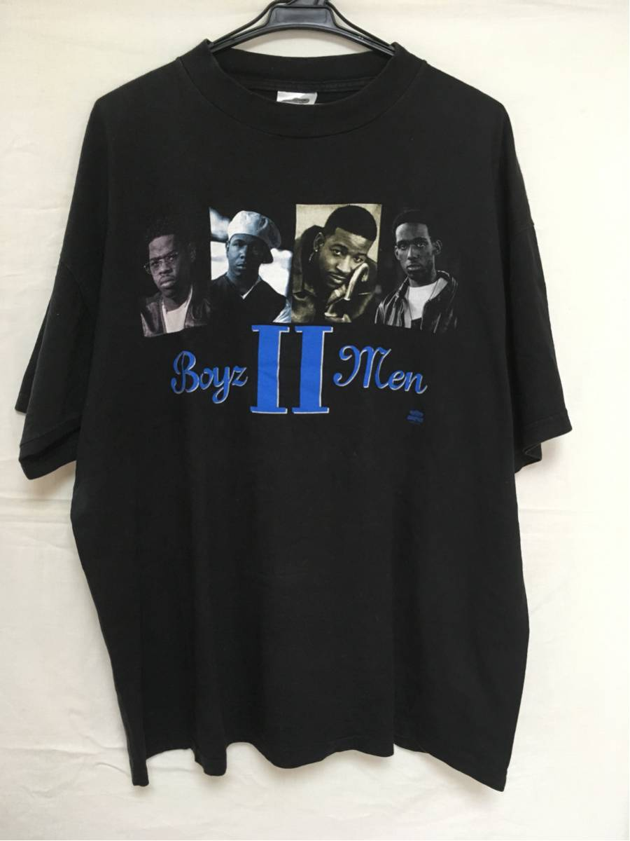 raptee r&b boyz Ⅱ men fear of god rap tee kanye supreme 2pac