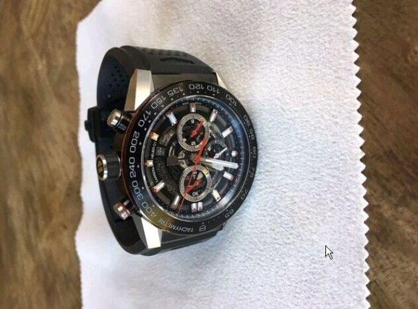 タグホイヤー・TAG Heuer 高級 メンズ 腕時計 クロノグラフ CAR2A1Z.FT6044