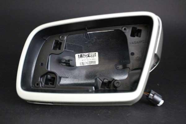 BMW E60 E61 5シリーズ / E63 E64 6シリーズ 純正ミラーカバー 【左側】 修理費用を抑えたい方必見です!_画像4