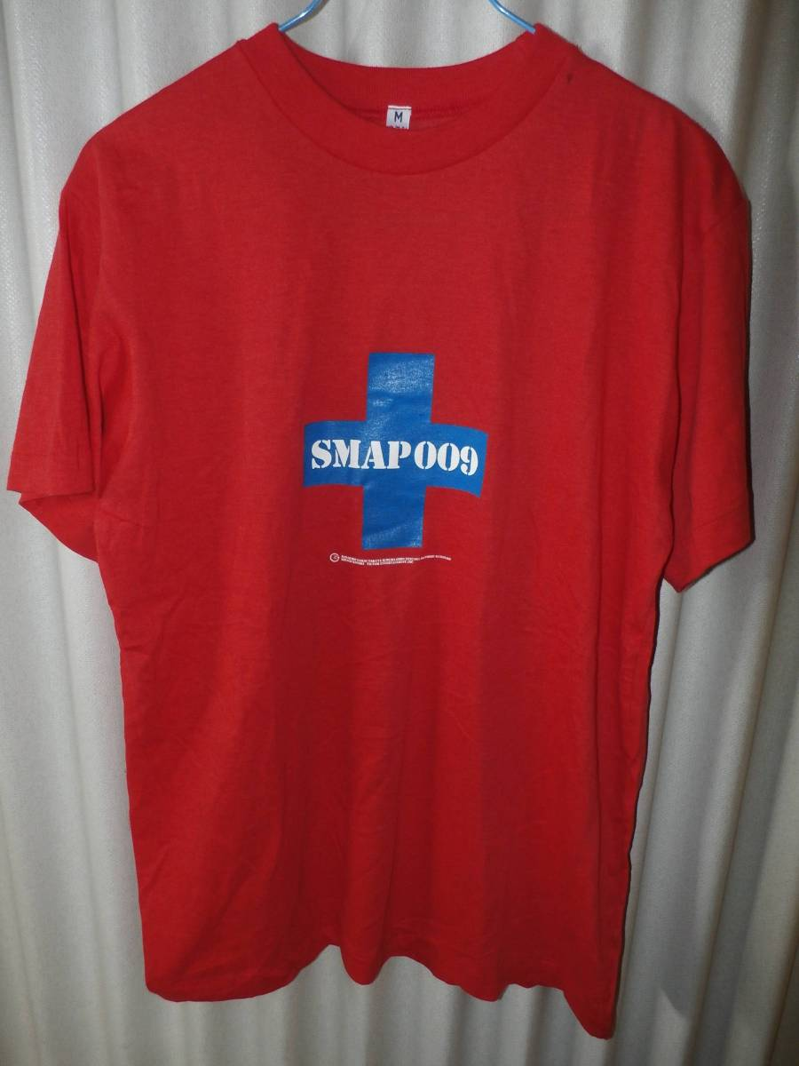 SMAP スマップ 1996年 Tシャツ 009 中居正広 木村拓哉 稲垣吾郎 草彅剛 香取慎吾