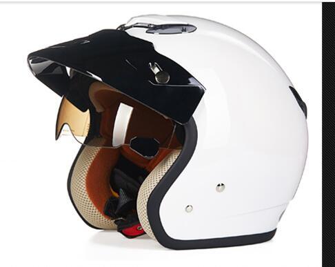 新入荷 ZEUS 内蔵式サングラス パイロットヘルメット 17色選択可 C-L_画像1