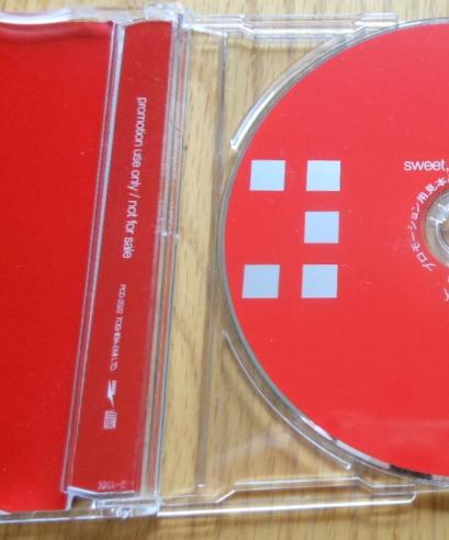 【レア盤】松任谷由実CD「sweet,bitter sweet selections」プロモオンリー非売品【ユーミンyuming】13曲入_画像3