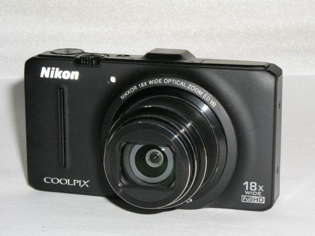 ● Nikon COOLPIX S9300 1602万画素 25-450mm フルHD動画 ●44_画像2