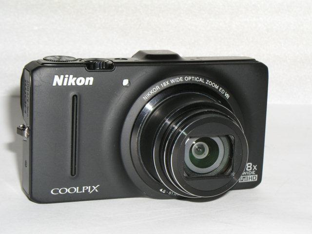 ● Nikon COOLPIX S9300 1602万画素 25-450mm フルHD動画 ●44