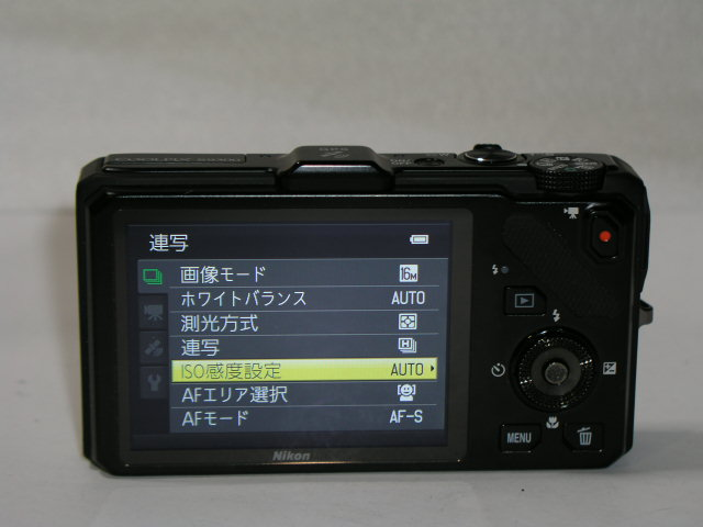 ● Nikon COOLPIX S9300 1602万画素 25-450mm フルHD動画 ●44_画像7